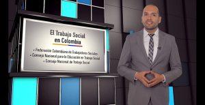 foto video los tres organismos nacionales del Trabajo Social
