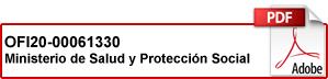 img-radicado-OFI20-00061330- Ministerio-de-Salud-y-Proteccion-Social