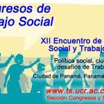 Imagen XII Encuentro de Política Social y Trabajo Social
